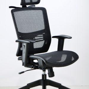 JE-0910   抗疫  造型人體工學網椅  辦公椅