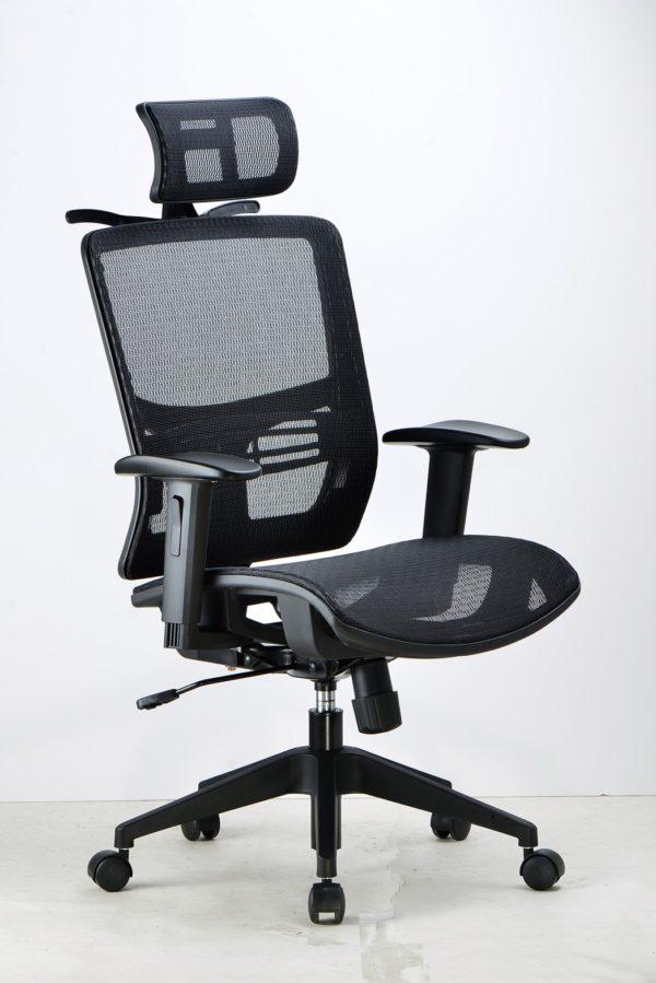 造型人體工學椅